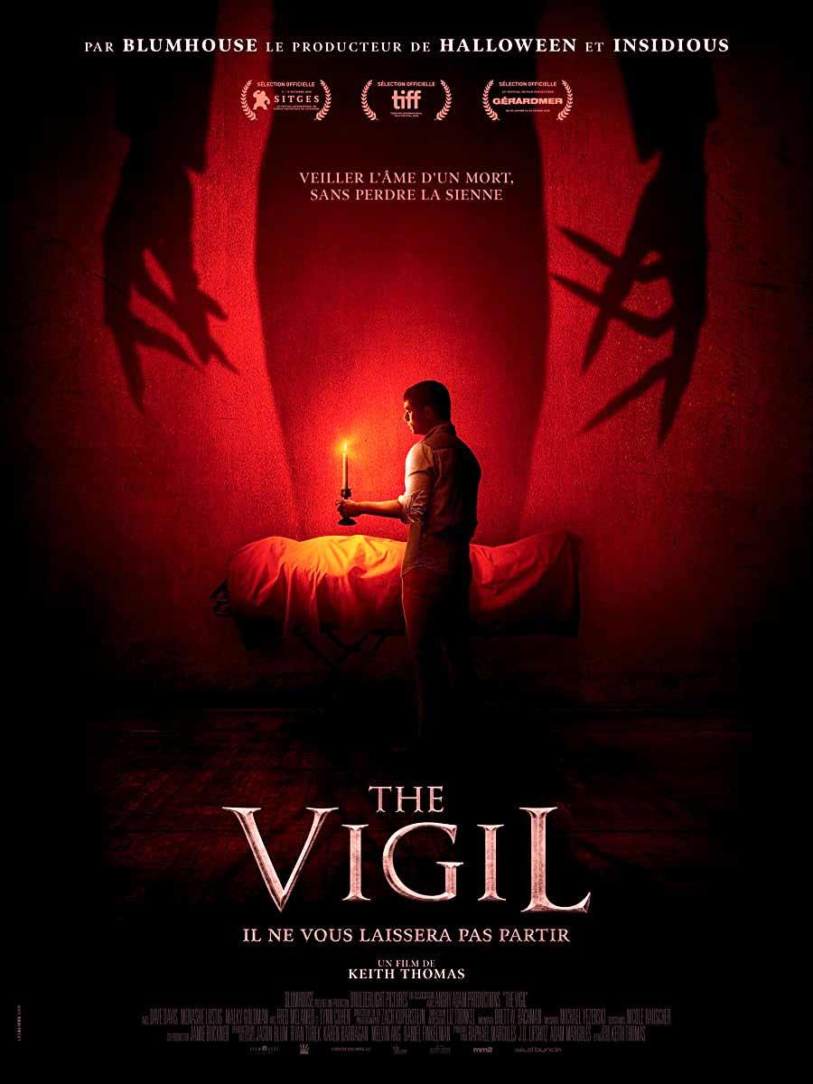 مشاهدة فيلم The Vigil 2019 مترجم