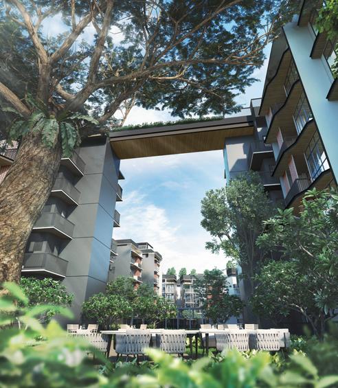 DainTree Residences - Heritage Lawn