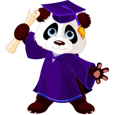 Graduate Panda