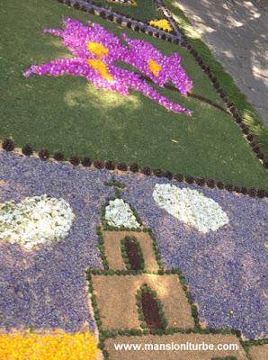 Tapetes Florales de Patamban en Morelia
