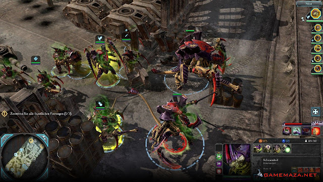 Warhammer 40000 Dawn of War II Retribution Gameplay Screenshot 3