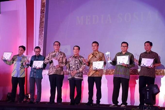 Humas Kota Tangerang Raih Penghargaan AMH