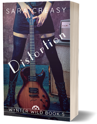Distortion Wynter Wild Book 5