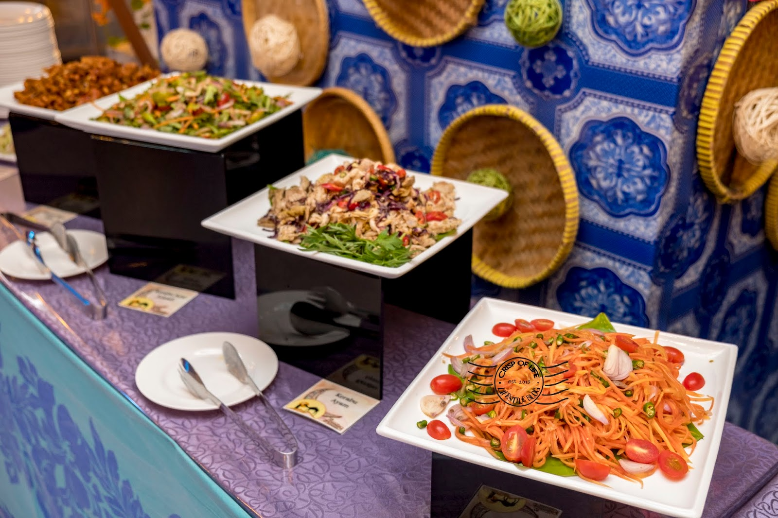 Singgah Iftar Buffet Dinner 2019 at Iconic Hotel Penang