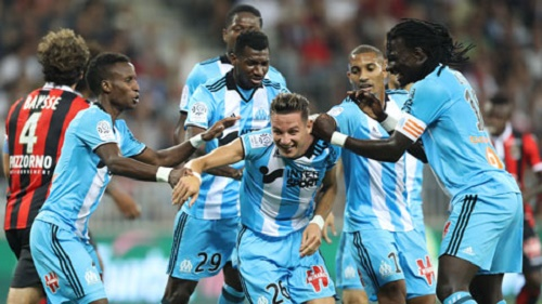 Marseille đã dần lấy lại được tinh thần và phong độ