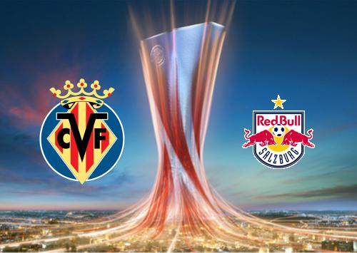 Villarreal vs Salzburg -Highlights 25 February 2021