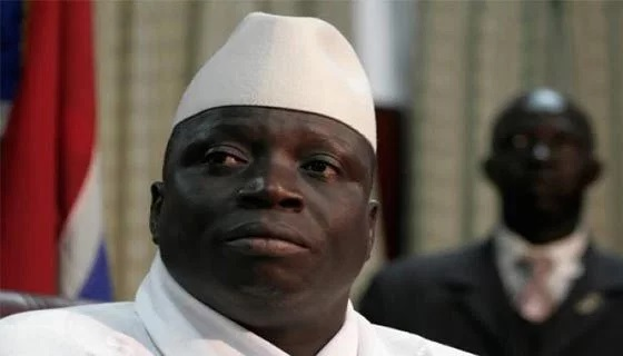 Gambia's president concedes defeat to opposition candidate