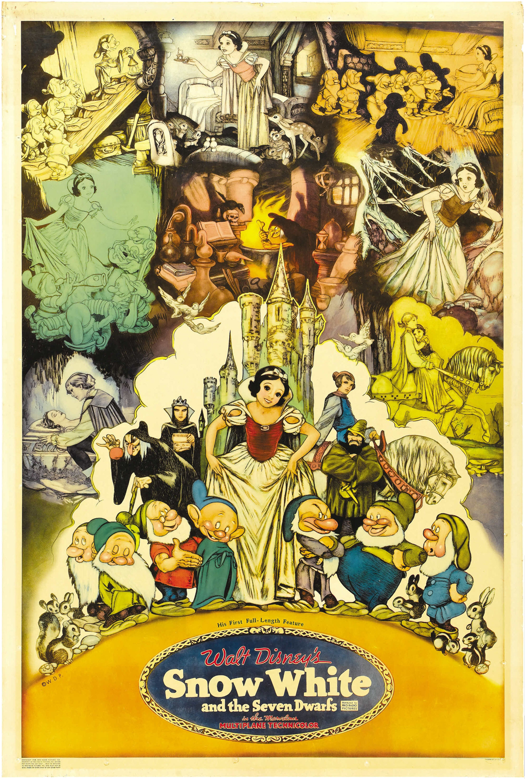Filmic Light - Snow White Archive: A Closer Look at ...