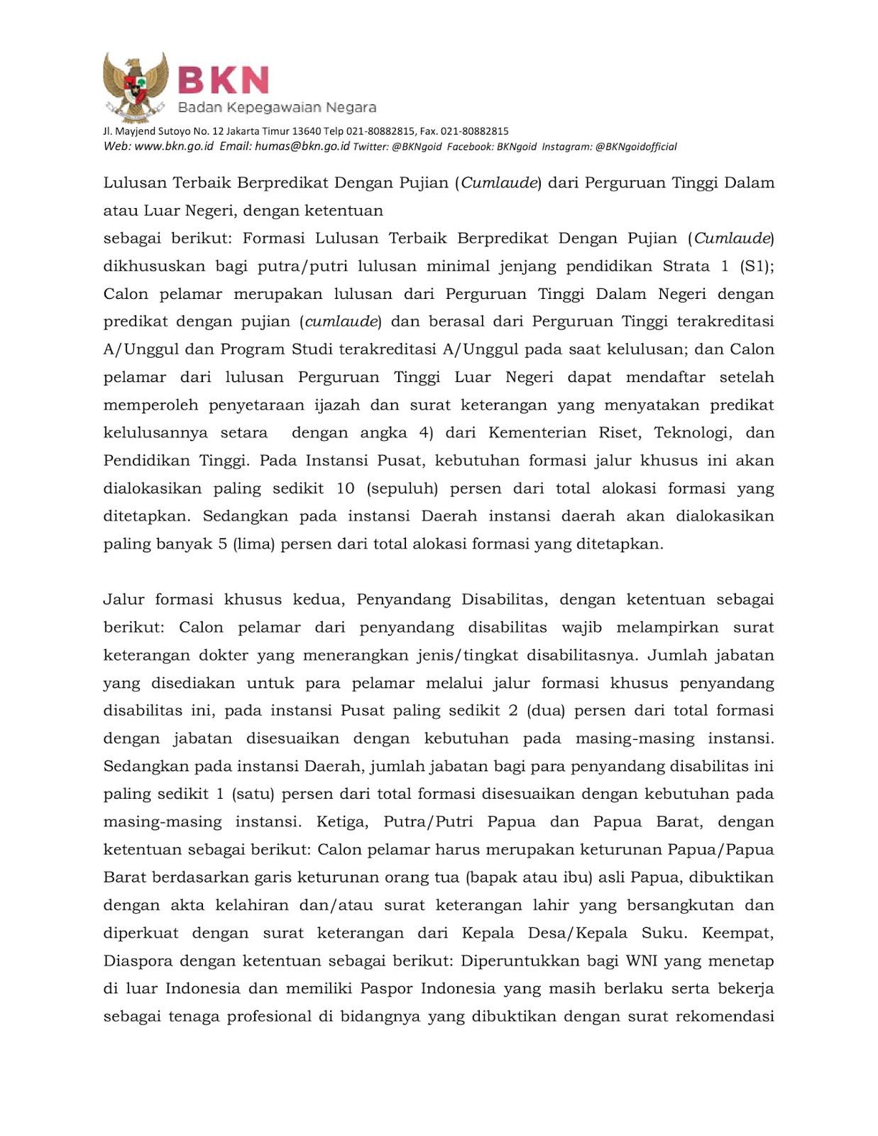 Indonesia Search Date 2018 09 19 Krezi Kamis 25 Wk Design Tassel Cable Data Ampamp Charging For Lightning Iphone Dan Micro Usb Kabel Pelamar Dengan Jalur Formasi Khusus Tenaga Pendidik Kesehatan Dari Eks Honorer Kategori Ii Yang Telah Diverifikasi Dokumennya Akan