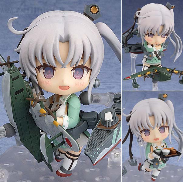 Figura Akitsushima Nendoroid Kantai Collection KanColle