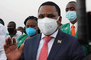 Botswana Recieves First CoBotswanansignment Of Covid-19 Vaccines