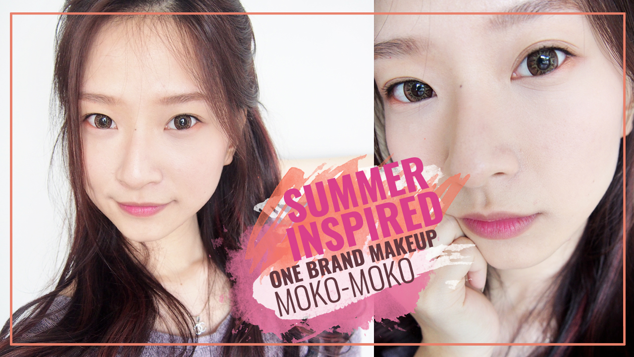 Fun Wearable Summer Inspired Makeup - Beauty Blogger Indonesia