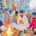 नव भारत के शिल्पकार पीएम मोदी के जन्मदिन पर किया हवन पूजन