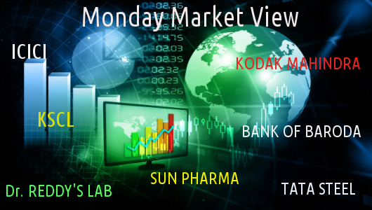 Monday stock trading news