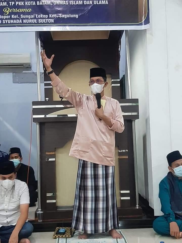 Safari Ramadhan Pertama, Amsakar Berbagi Cerita Saat Terpapar Covid-19