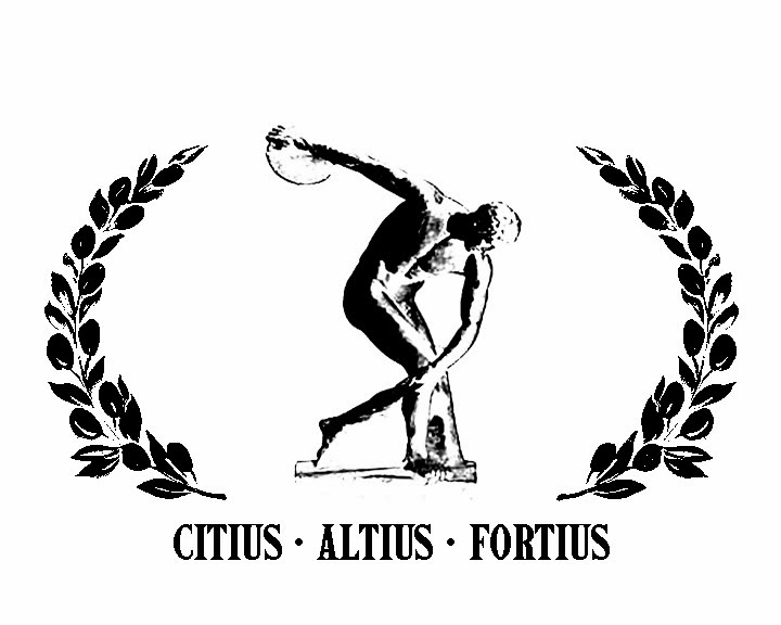 The Latin And English Versions Of The Olympic Motto 72