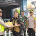 Bupati Cek Pos Pengamanan Hari Pertama Di Operasikan