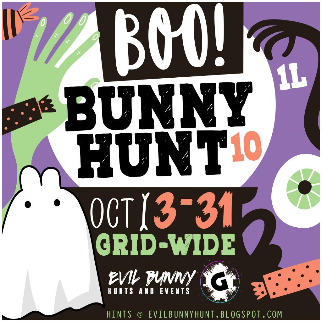 The Boo! Bunny Hunt 10