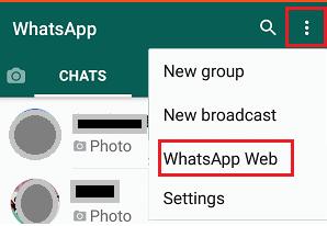 Cara Menemukan jika Seseorang Menggunakan Akun WhatsApp Anda 2