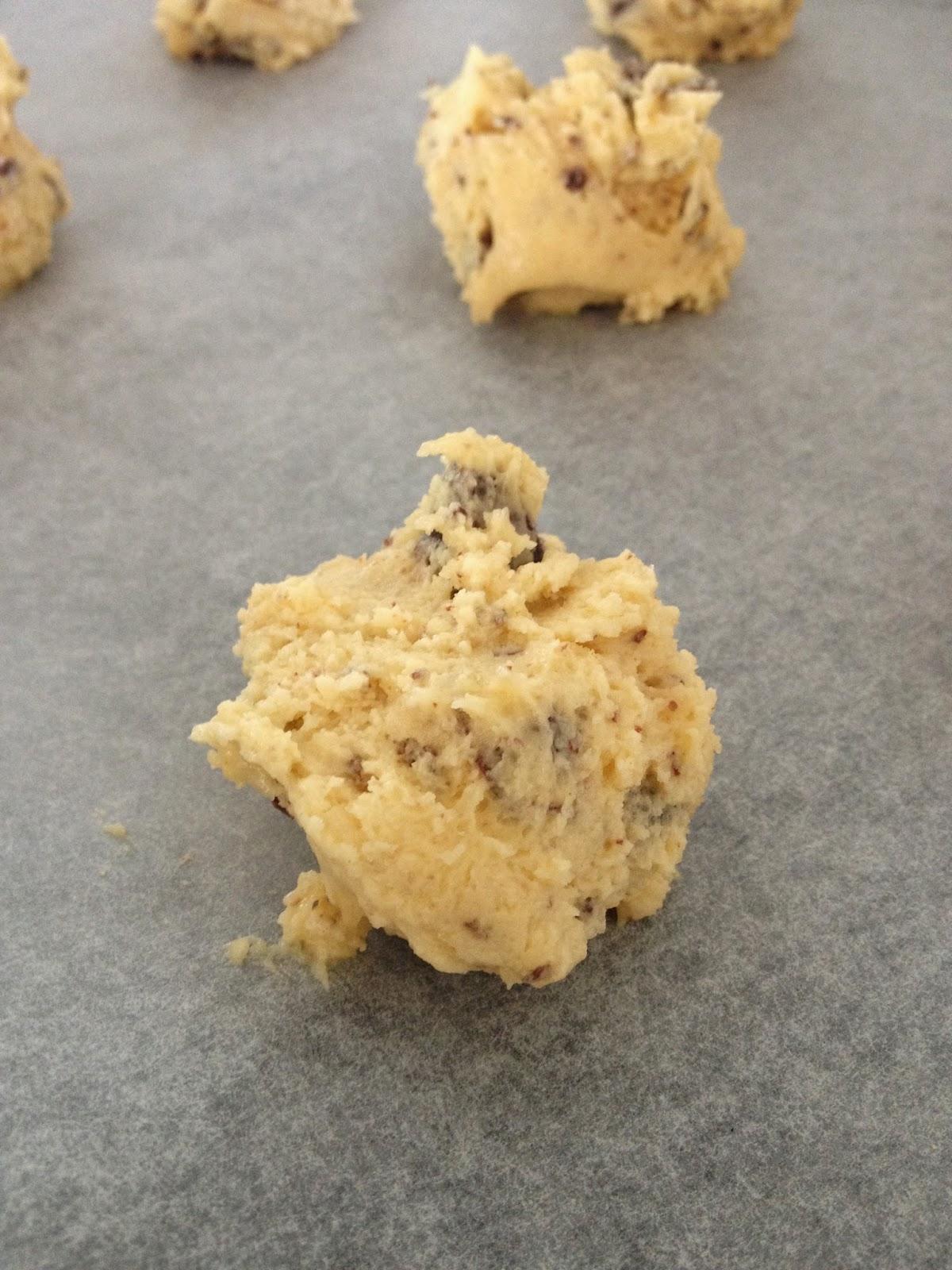 Sweet Kwisine, cookie, biscuit, chocolate chip, pépites de chocolat, fève Tonka, Mrs Field's