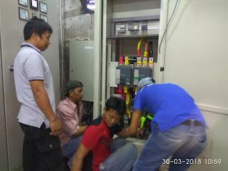 service panel lvmdp