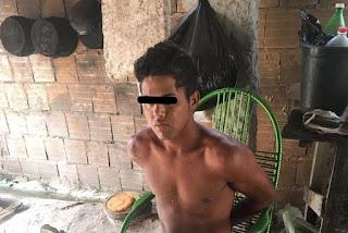 Ele estuprou e quebrou braço de mulher no RN, mas foi pego pela polícia paraibana