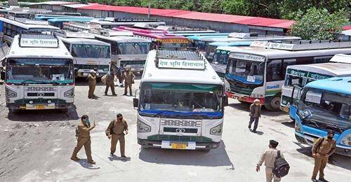 हिमाचल में 14 जून से परिवहन सेवा शुरू करने की तैयारी