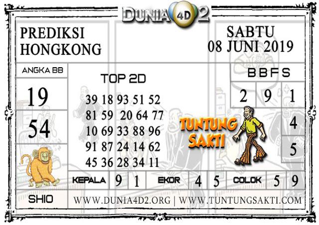 """Prediksi Togel """"HONGKONG"""" DUNIA4D2 08 JUNI 2019"""