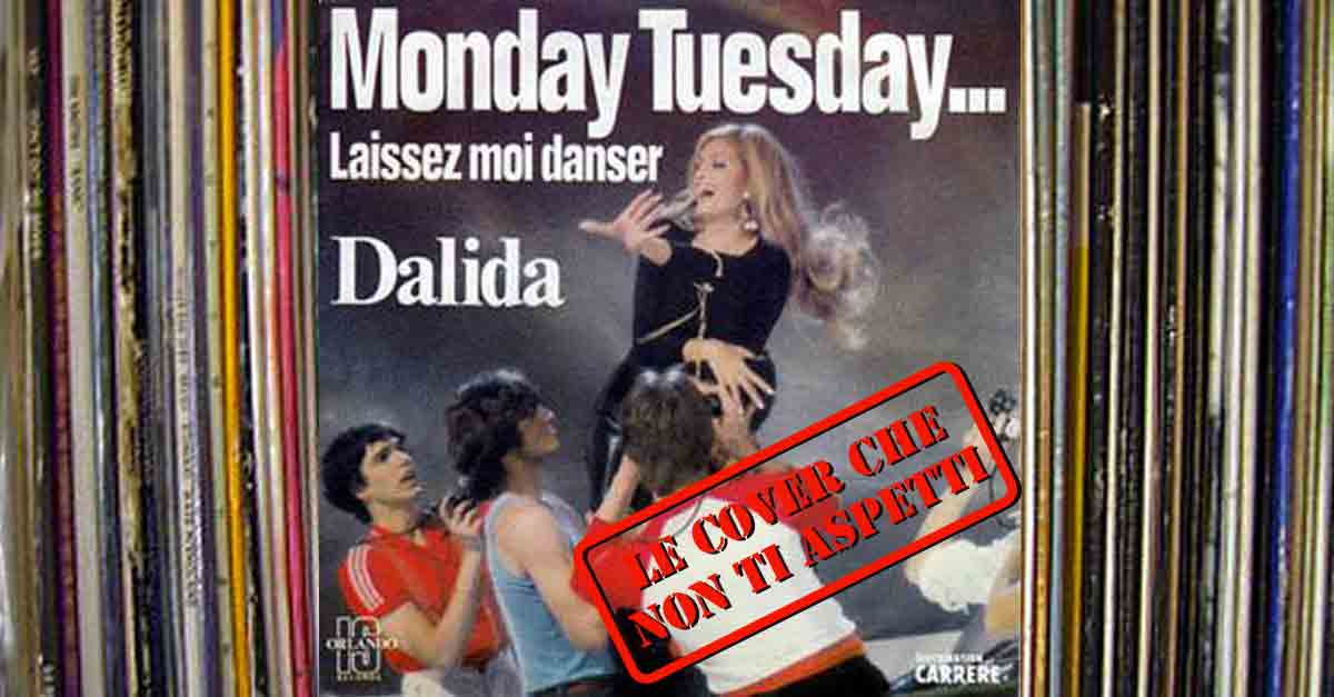 ''Monday Tuesday... Laissez moi danser'' di Dalida (1979): le origini del brano