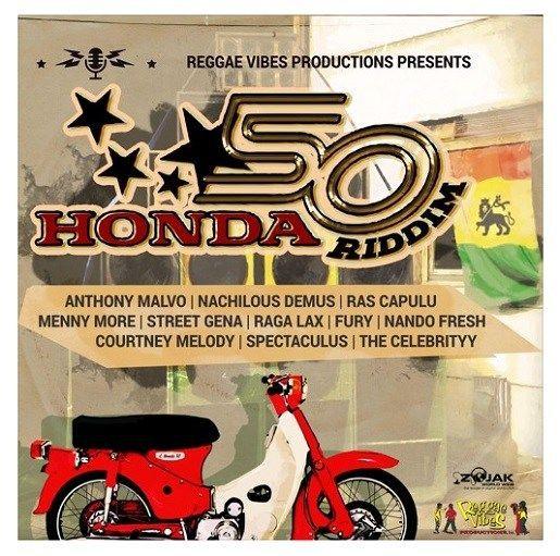 HONDA50 RIDDIM – 2018 – REGGAE VIBES PRODUCTIONS ~ Reggae