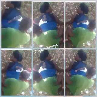 Video: A Nursing Mother Backing Her Baby Did This...... 1