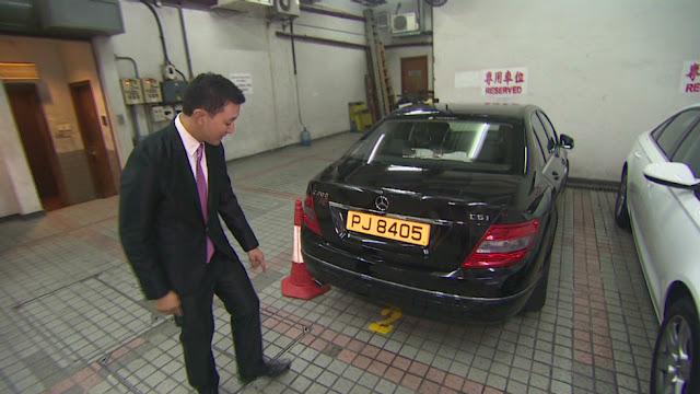Бизнесмен си купи паркомясто за 1 милион долара в Хонгконг