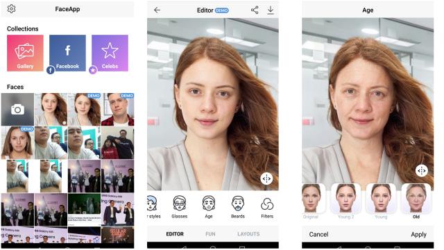 Inilah Aplikasi Serupa FaceApp Ini Juga Ikutan Populer