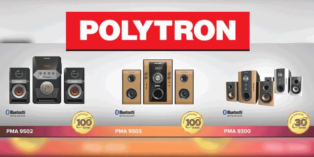 Polytron PMA 9300