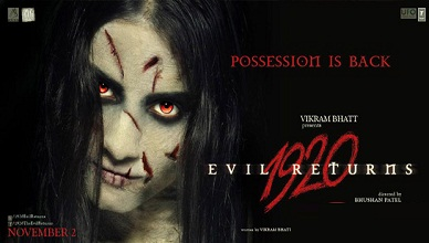 1920: The Evil Returns Tamil Dubbed Movie Online