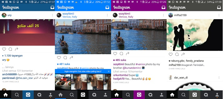 Instagram Mod Apk Versi Terbaru 10.9.0 Full + Clone (Multi IG)