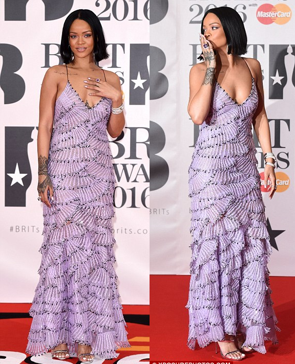 picture Rihanna Brits