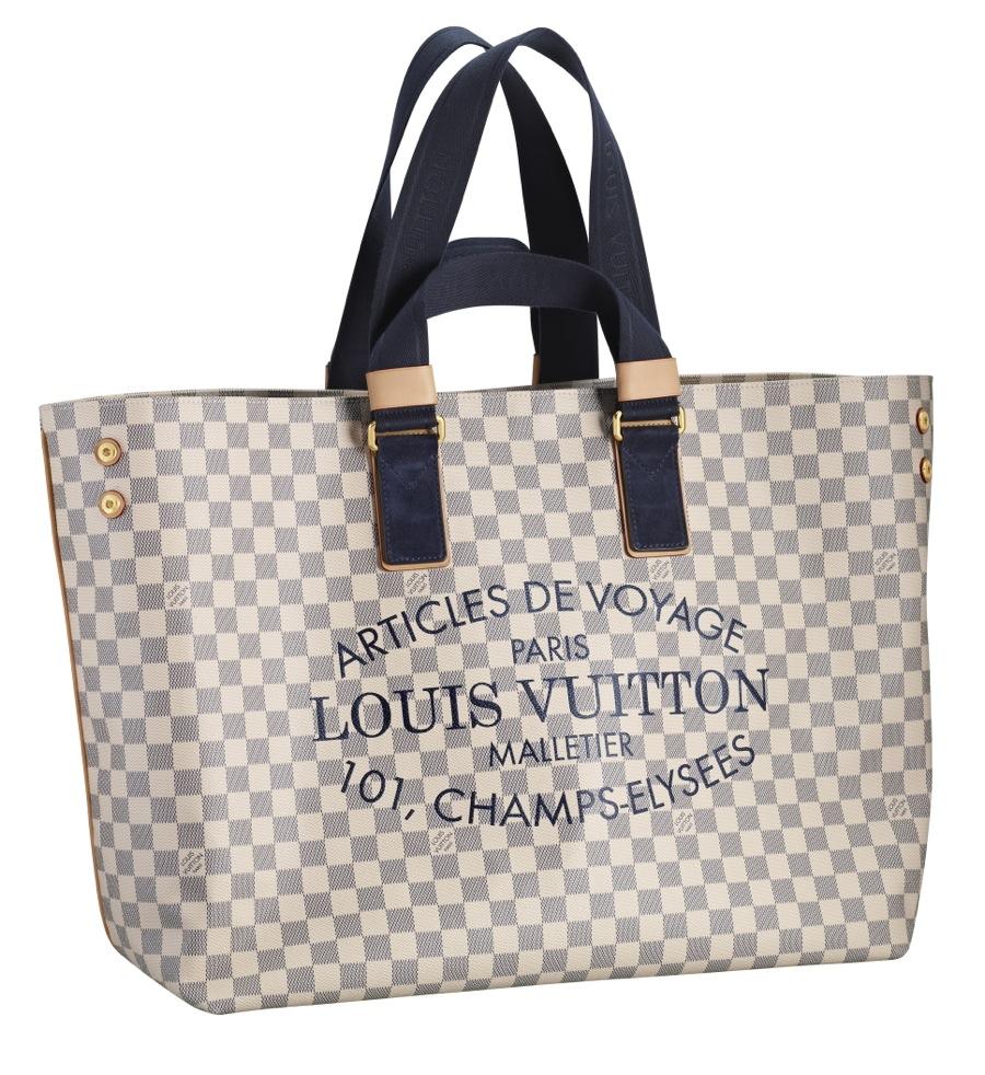 fec62e2ab2ea Louis Vuitton Plein Soleil Summer 2012 Totes In LVoe with Louis ...