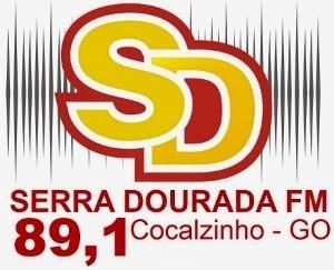 Rádio Serra Dourada FM de Cocalzinho GO ao vivo pela net