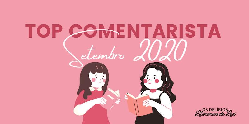 Top Comentarista Setembro 2020