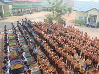 Kemarau & Kabut Asap Makin Pekat , SIT Ihsanul Amal Gelar Sholat Istisqa
