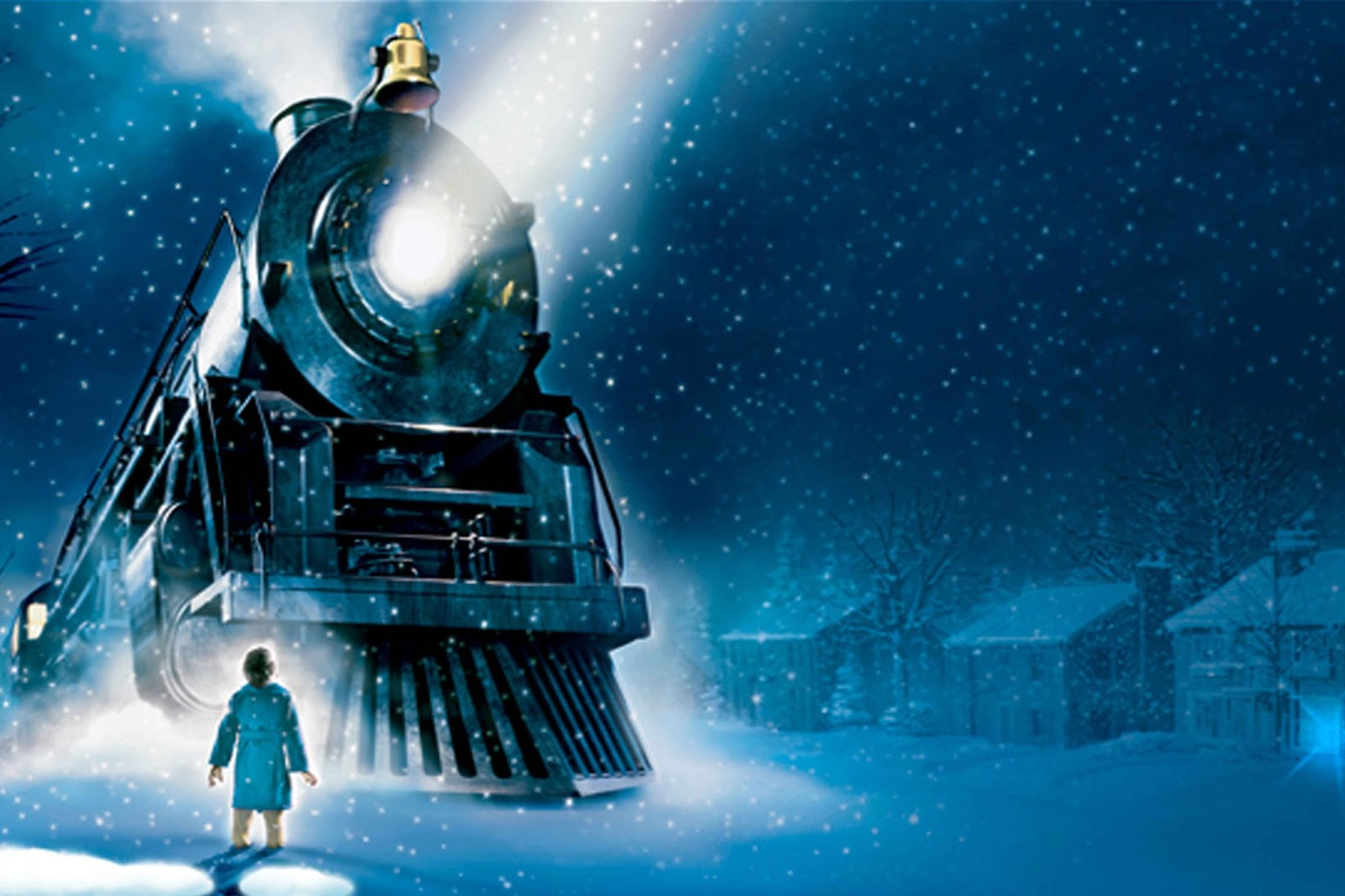 20 Christmas Eve Events for Kids in North East England - Polar Express Willow Farm