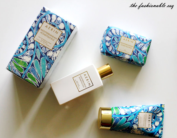 Aerin Mediterranean Honeysuckle Fragrance