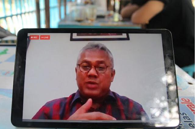 Ungkap Pertemuan di Tempat Kerjanya, Arief Ketua KPU: Harun Masiku Minta Permohonannya Dikabulkan
