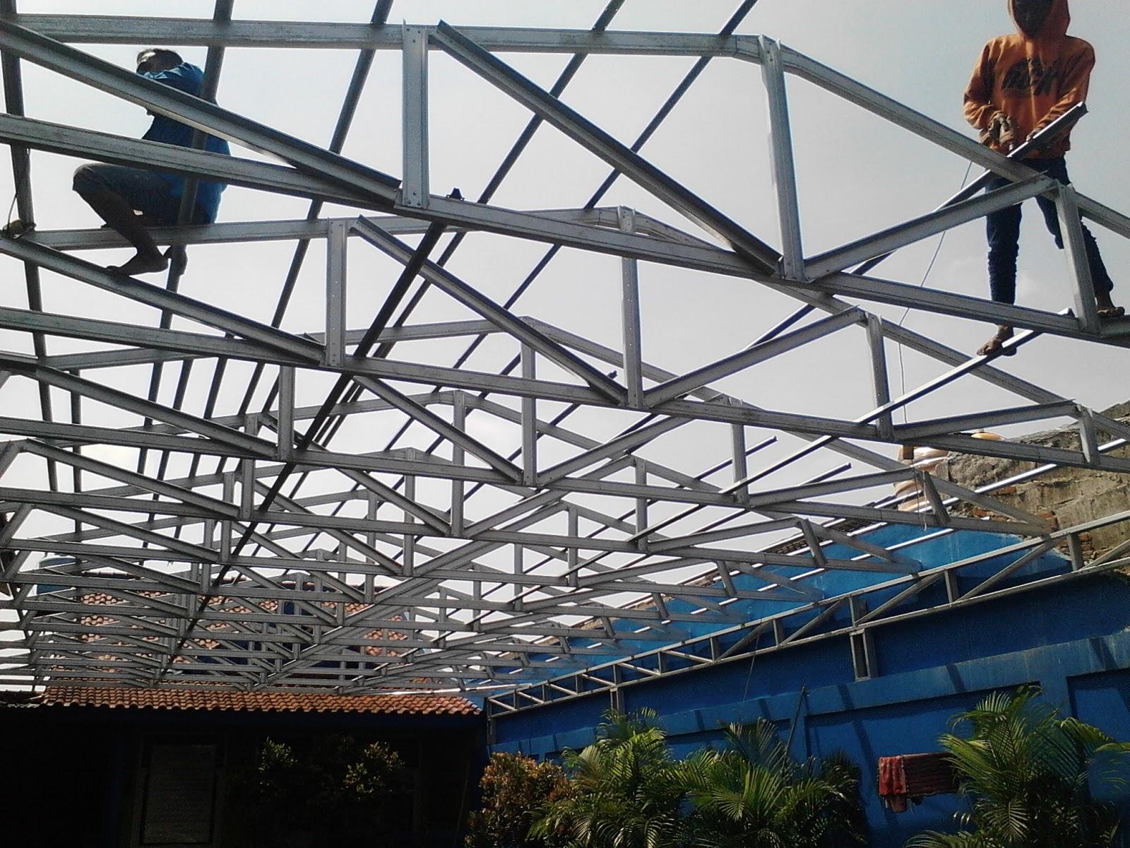 Baja Ringan Zincalume Vs Galvalume Pasang Bahan Bangunan 081249846372 Harga Atap Per