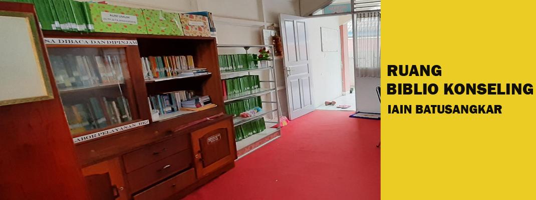 Ruang Biblio Konseling