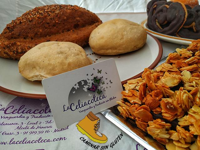 Pasteleria, panaderia y cafeteria sin gluten La Celiacoteca