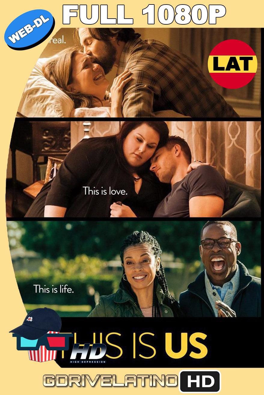 This is Us (2017) Temporada 1 AMZN WEB-DL 1080p Latino-Inglés MKV