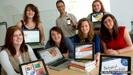 Learn the Perks of Digital Devices for University Success