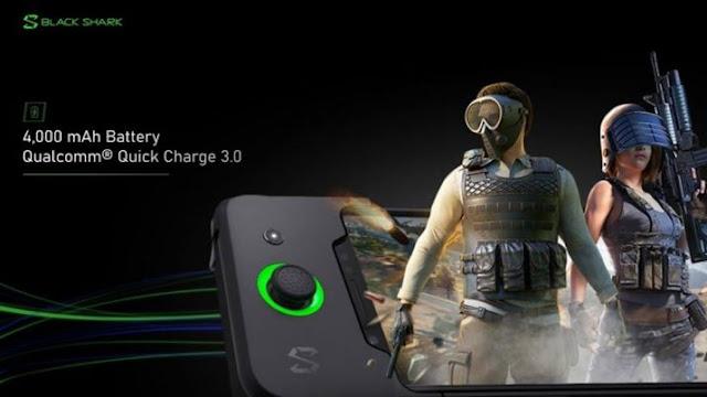 Xiaomi Black Shark ile  Tencent Games yeni Ortaklık!